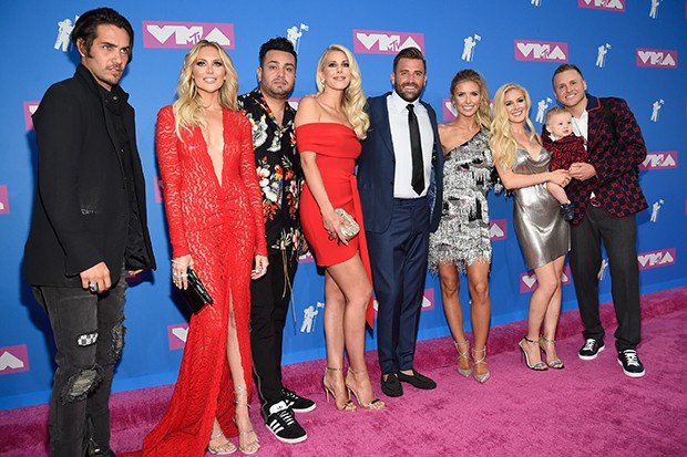 The Hills cast, Getty