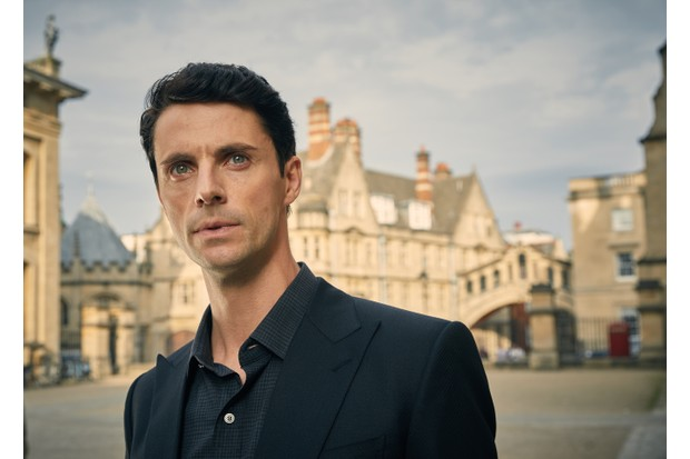 Matthew Goode in A Discovery of Witches (Sky, HF)