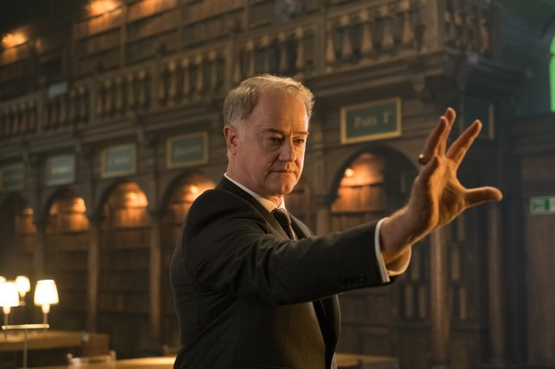Owen Teale in A Discovery of Witches (Sky, HF)