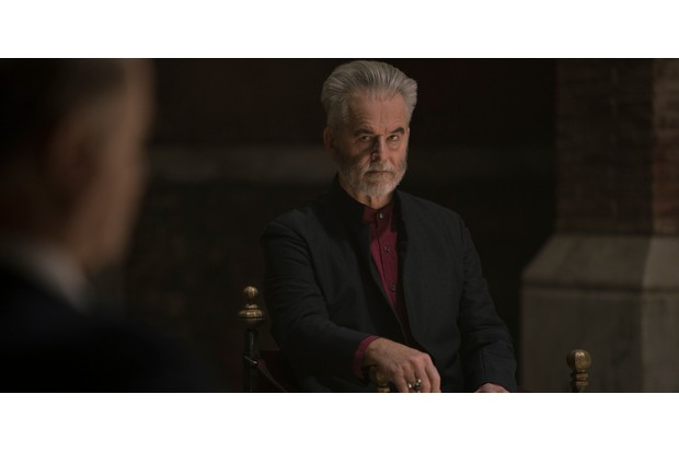 Trevor Eve in A Discovery of Witches (Sky, HF)