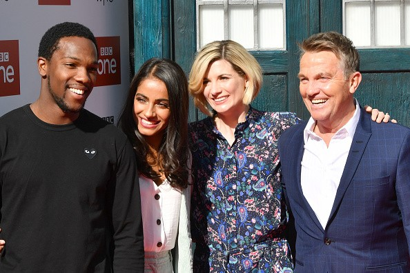 Doctor Who cast (Getty, EH)