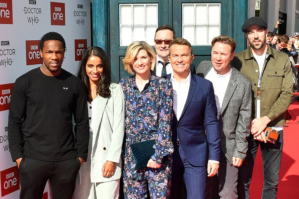 Doctor Who Photocall (Getty, EH)