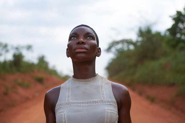 WARNING: Embargoed for publication until 21:00:00 on 30/04/2018 - Programme Name: Black Earth Rising  - TX: n/a - Episode: Black Earth Rising - 'First Look' (No. n/a) - Picture Shows:  Kate Ashby (MICHAELA COEL) - (C) Drama Republic - Photographer: Des Willie