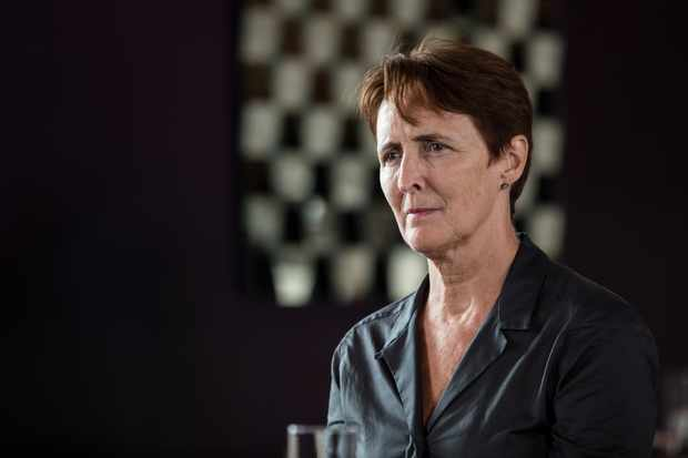 Fiona Shaw in Killing Eve