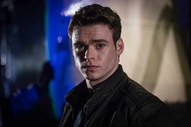 David Budd (Richard Madden) in Bodyguard (BBC)
