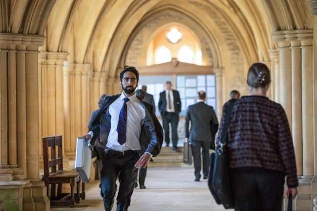 Tahir Mahmood (Shubham Saraf) (BBC)