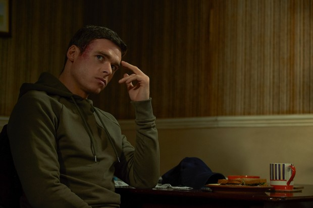 Bodyguard » season 1 on-set production images & screen
