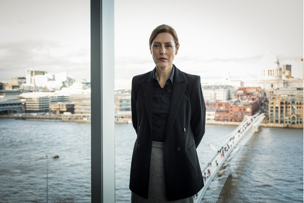 Gina McKee as Anne Sampson in Bodyguard
