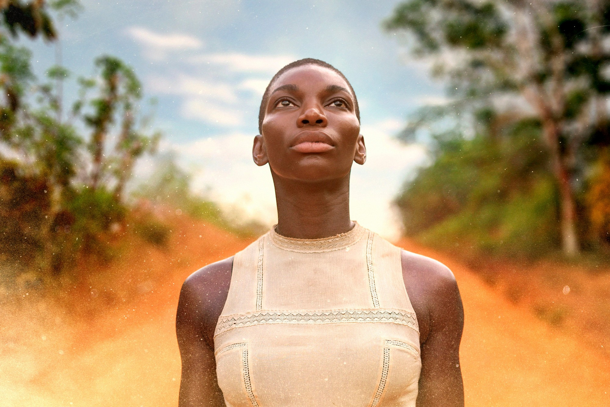 WARNING: Embargoed for publication until 00:00:01 on 04/09/2018 - Programme Name: Black Earth Rising  - TX: n/a - Episode: n/a (No. Generics) - Picture Shows: *STRICTLY NOT FOR PUBLICATION UNTIL 00:01HRS, TUESDAY 4th SEPTEMBER, 2018* Kate Ashby (MICHAELA COEL) - (C) Drama Republic - Photographer: Des Willie