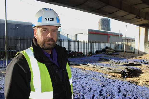 Nick Knowles, DIY SOS: Grenfell (BBC)