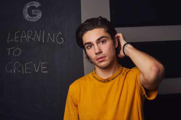 George Shelley: Leanring to Grieve (BBC)
