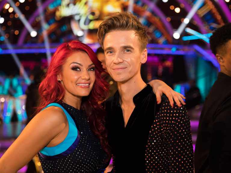 What time is Strictly Come Dancing's Christmas special on TV?