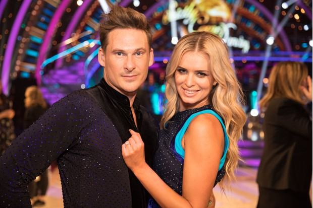 Lee Ryan, Nadiya Bychkova, Strictly