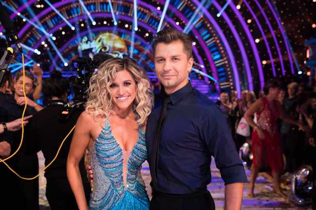 Ashley Roberts, Pasha Kovalev, Strictly (BBC, EH)