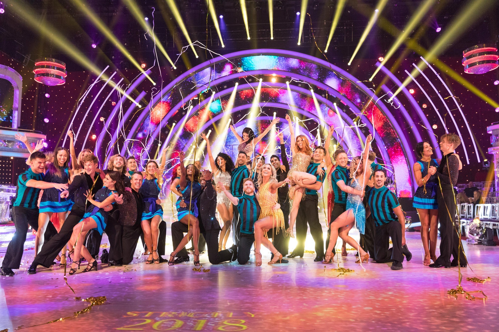 Strictly Come Dancing 2018 launch show