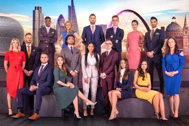 The Apprentice 2018 (BBC, EH)