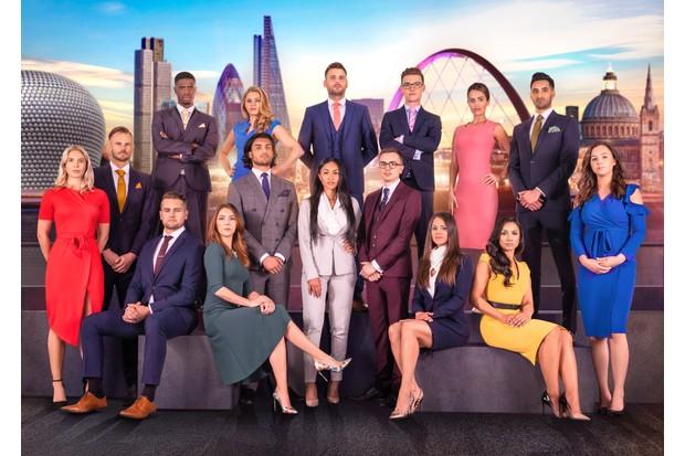 The Apprentice 2018 (BBC, EH)