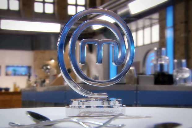 Celebrity Masterchef S13 Trophy (BBC, KB)