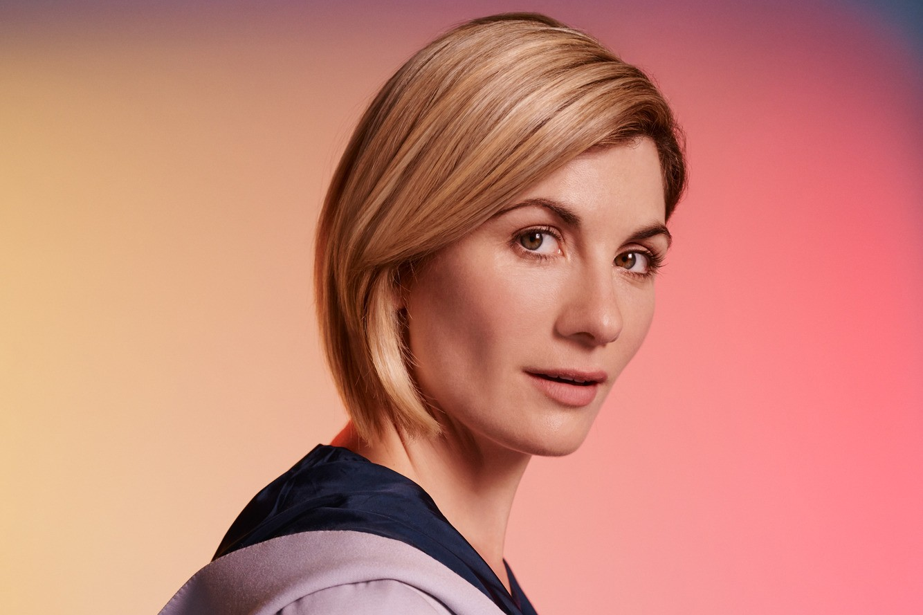 Jodie Whittaker as the Doctor in Doctor Who series 11 (BBC, HF)