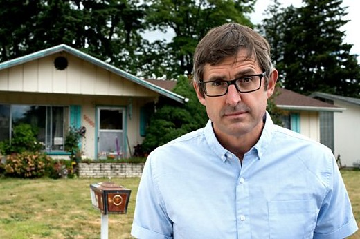 Louis Theroux in Louis Theroux's Altered States (BBC, HF)