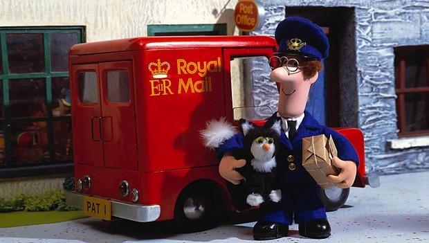 postman pat creator