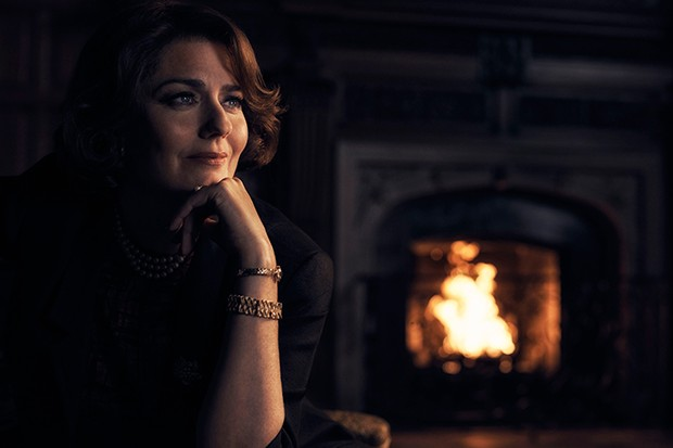Anna Chancellor plays Penelope Kitson in Trust