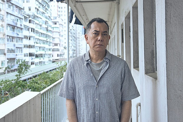 Anthony Wong as David in Strangers