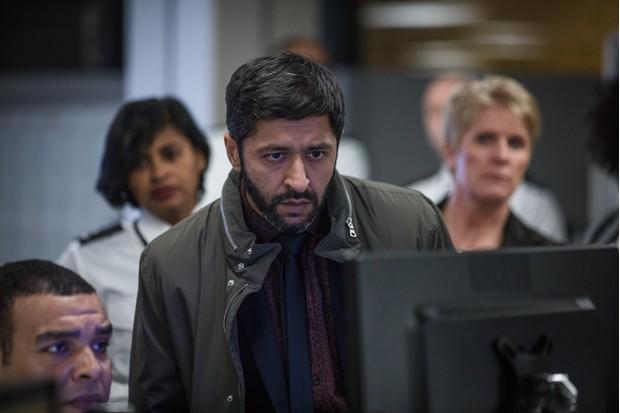 Ash Tandon plays DCI Deepak Sharma in Bodyguard