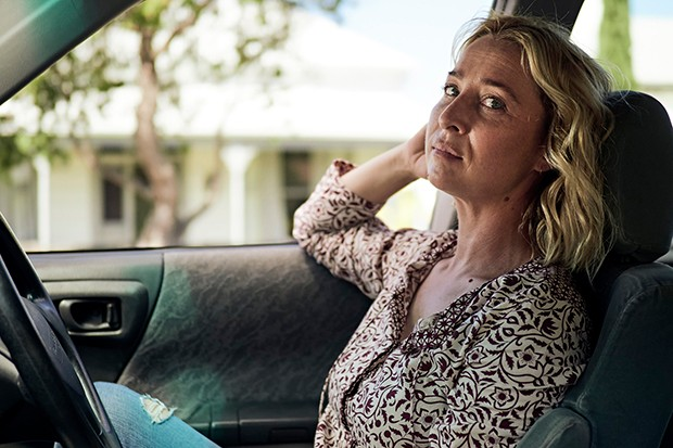 Asher Keddie plays Alexandra in The Cry