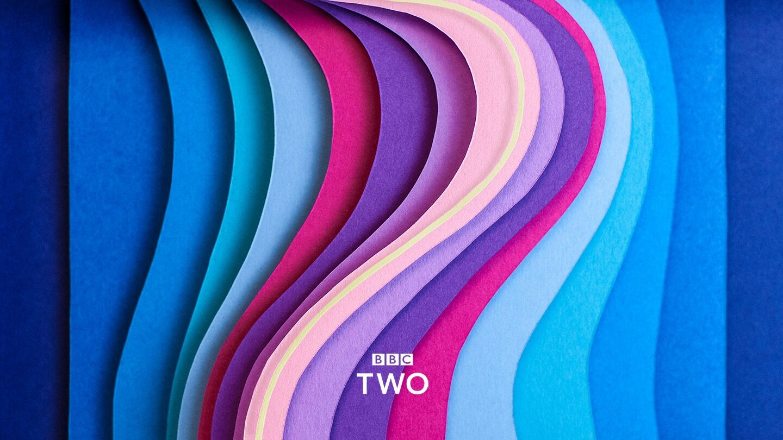 BBC 2 new ident, BBC publicity, BD