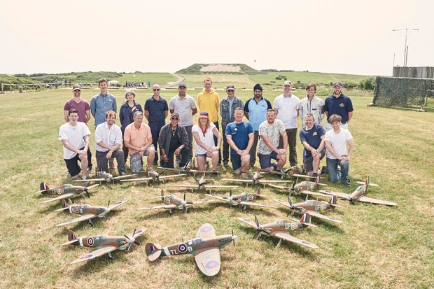 RAF Squadron Group (C4)