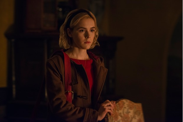 Chilling Adventures Of Sabrina Release Date Netflix Cast