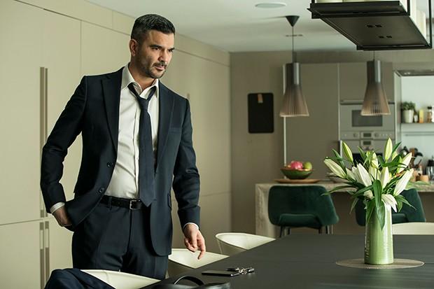 Christian Contreras plays Ben Torres in Strangers
