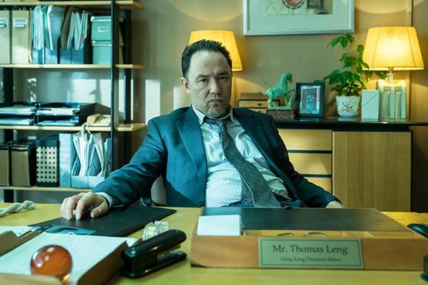Daniel York plays Thomas Leng in Srtangers