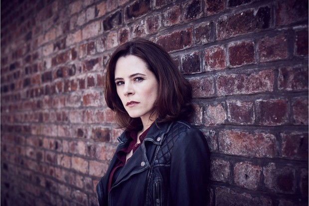 Elaine Cassidy plays DC Dinah Kowalska in No Offence
