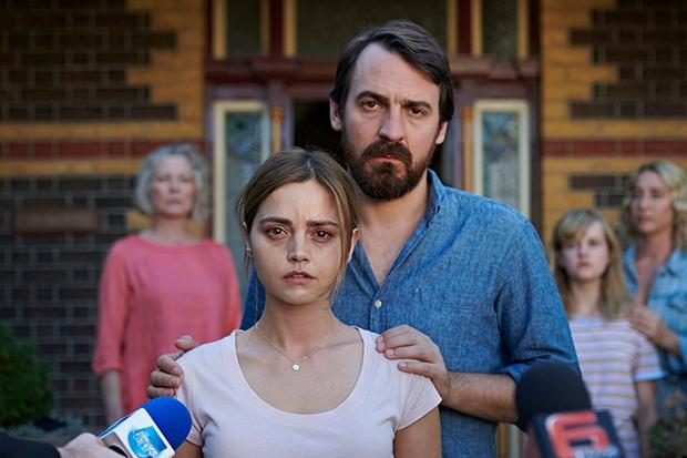 Ewen Leslie plays Alistair in The Cry