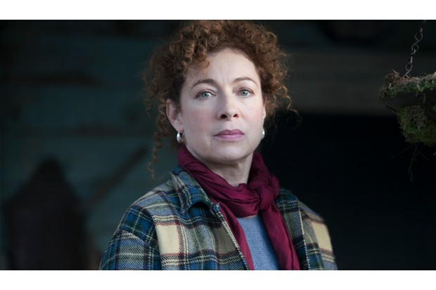 Alex Kingston in A Discovery of Witches