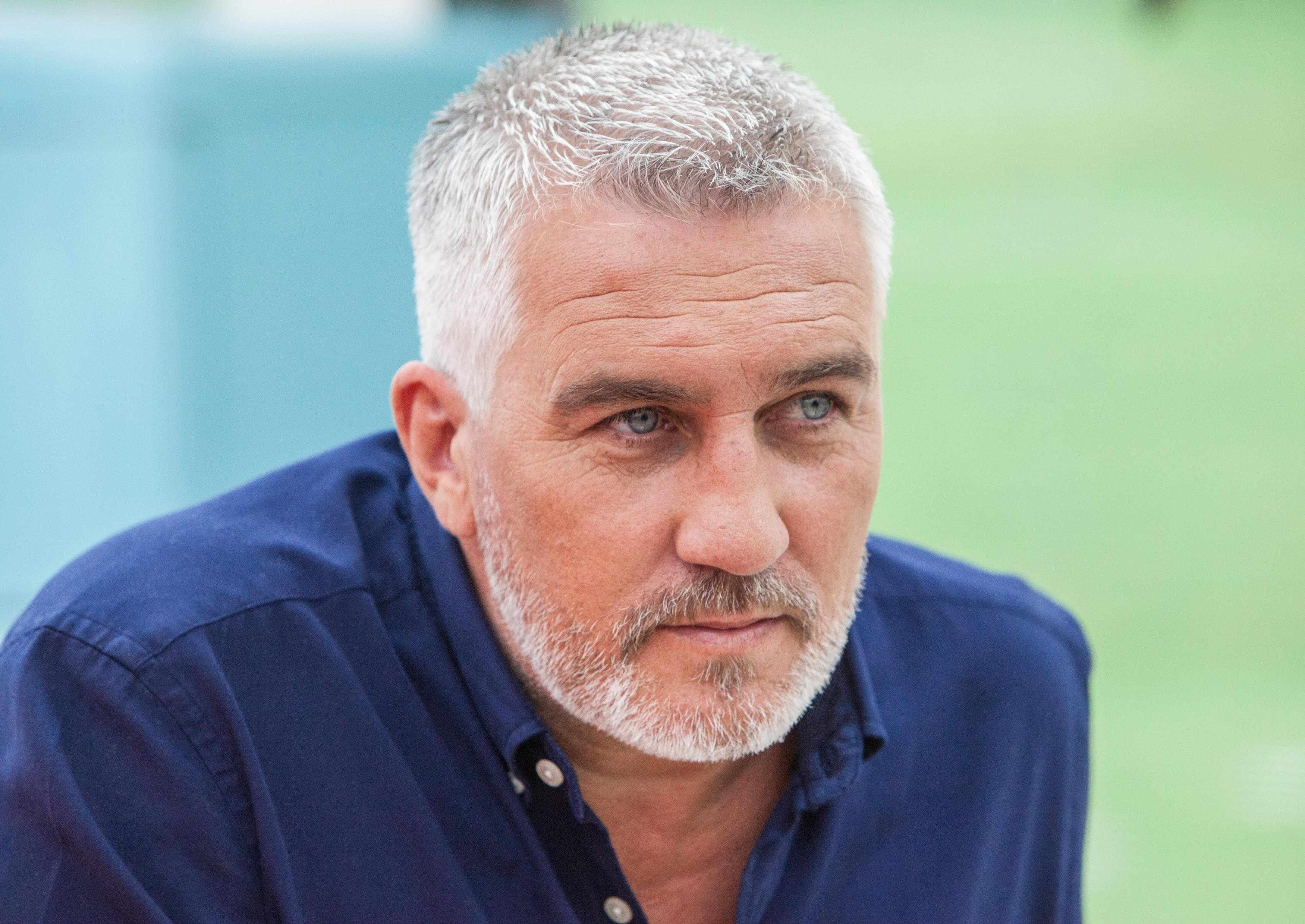 Paul Hollywood, Bake Off (C4, EH)