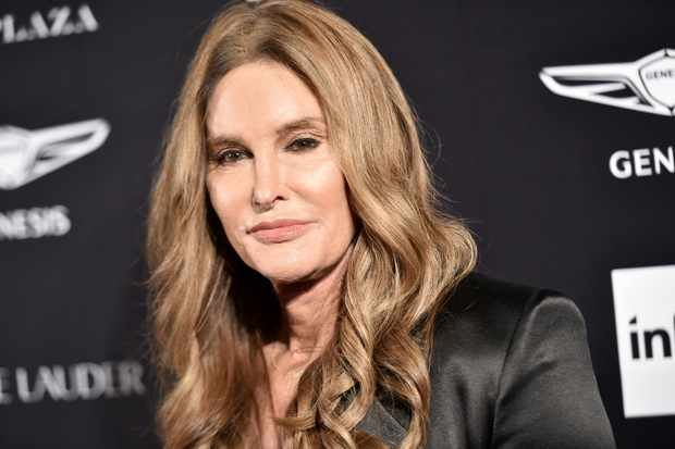NEW YORK, NY - SEPTEMBER 07:  Caitlyn Jenner attends Harper's BAZAAR ICONS at The Plaza Hotel on September 7, 2018 in New York City.  (Photo by Steven Ferdman/WireImage)  Getty, TL