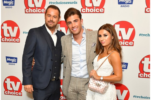 Danny Dyer, Jack Fincham and Dani Dyer