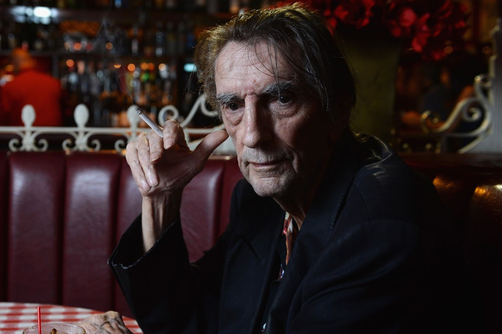 Harry Dean Stanton (Getty)