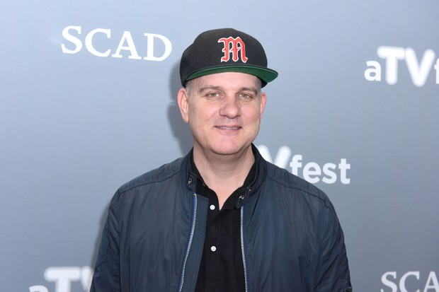 """ATLANTA, GA - FEBRUARY 03: Creator and showrunner Mike O'Malley attends the press junket for """"Survivors Remorse"""" on Day Two of aTVfest 2017 presented by SCAD on February 3, 2017 in Atlanta, Georgia. (Photo by Vivien Killilea/Getty Images for SCAD)"""