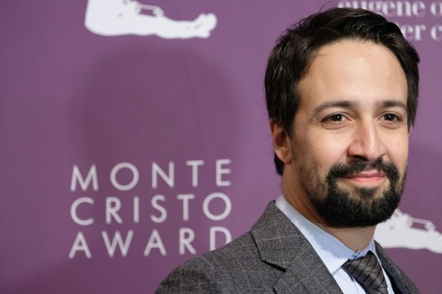Lin-Manuel Miranda (Getty)