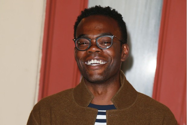 """UNIVERSAL CITY, CA - MAY 04: Actor William Jackson Harper attends NBC's """"The Good Place"""" FYC Screening And Q&A at Universal Studios Backlot on May 4, 2018 in Universal City, California. (Photo by Leon Bennett/Getty Images)"""