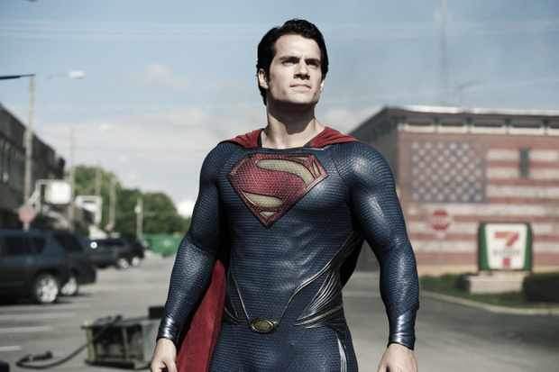 Man Of Steel  Herny Cavill as Kal-El  TM & © DC Comics