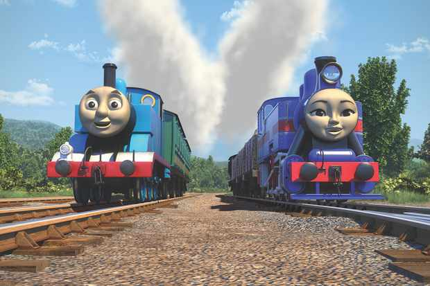 Thomas The Tank Engine Goes Global With New Diverse Characters