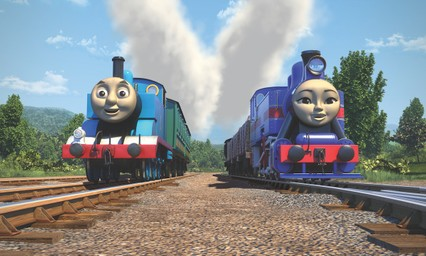 Thomas & Friends - what time is it on TV? Episode 8 Series