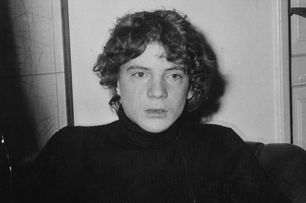 J Paul Getty III, six days after his release