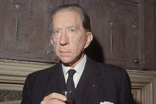 Oil baron J Paul Getty circa 1960