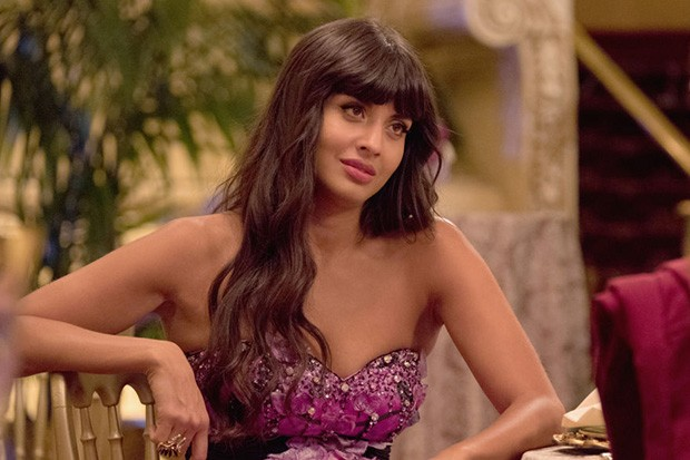 Jameela Jamil in The Good Place